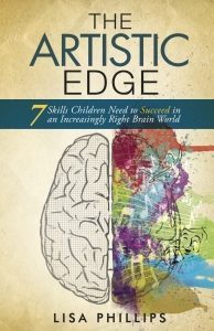 The Artistic Edge - Book Cover (front)