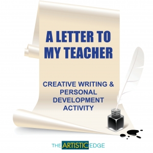 A Letter To My Teacher - TpT