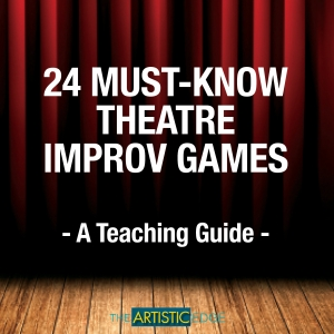 Improv Games Graphic - TpT