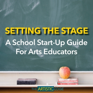 Setting The Stage - TpT