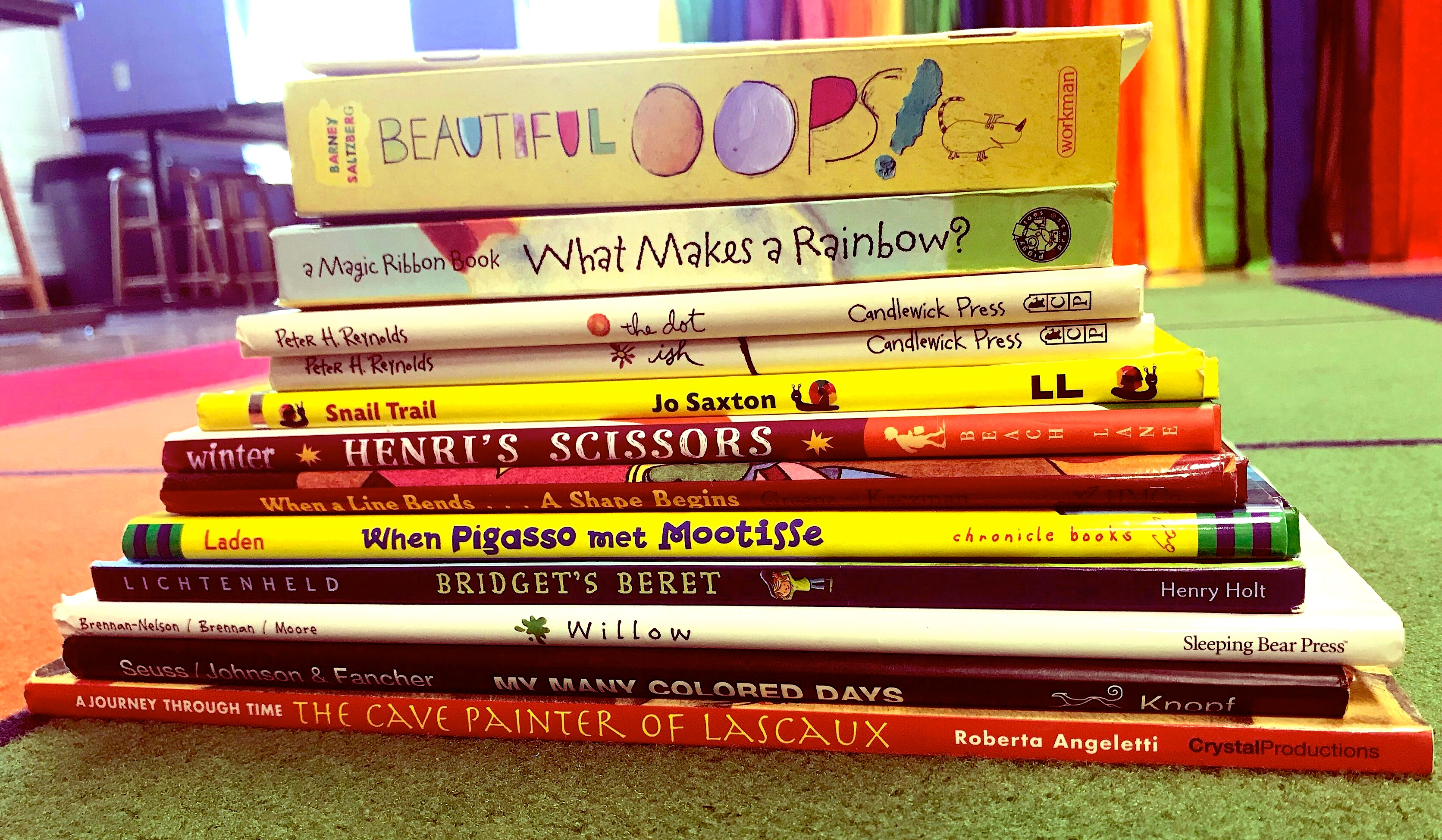 Top 12 Books Every Art Room Should Have The Artistic Edge